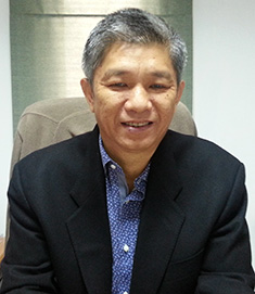Director Mr. Johnny Seet CWS Global Coatings Company Limited