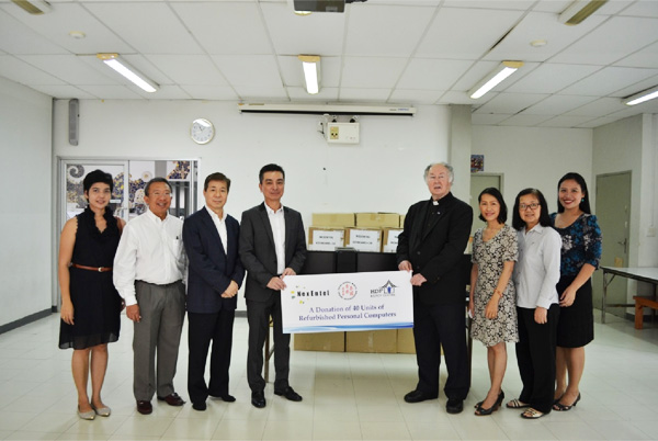Donation_Computers-to-Mercy-Center-17-Nov-2015