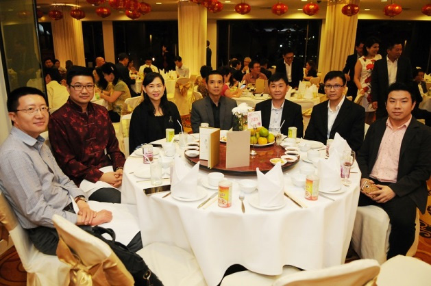 THTA CHINESE NEW YEAR CELBRATION DINNER 2017